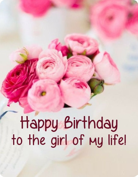 birthday cards for girlfriend greetings and images